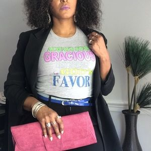 Tops - Always stay gracious T-shirt Unisex fit